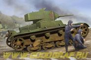 Танк Soviet T-26 Light Infantry Tank Mod.1933