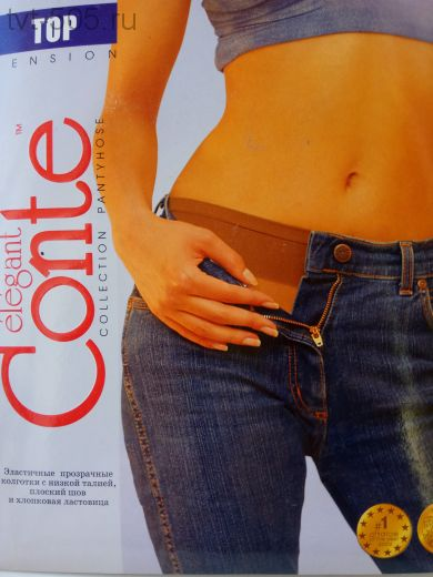 Колготки Conte 20d top tension