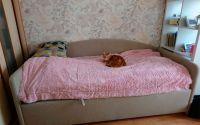 Кровать Элиза-6 с выкатными ящиками, любые размеры