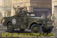 "БТР U.S. M3A1 ""White Scout Car"" Late Production"