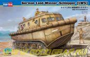 Амфибия German Land-Wasser-Schlepper LWS