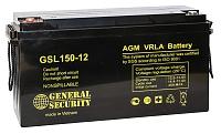 Аккумулятор General Security GSL150-12