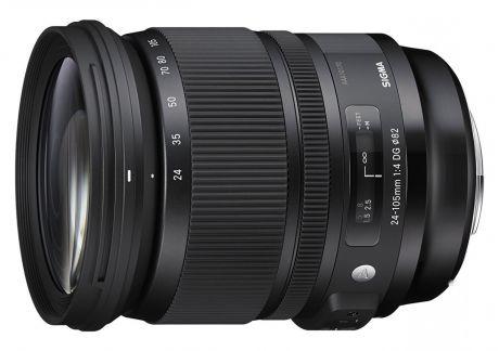 Объектив Sigma AF 24-105mm f/4 DG OS HSM Art Nikon F