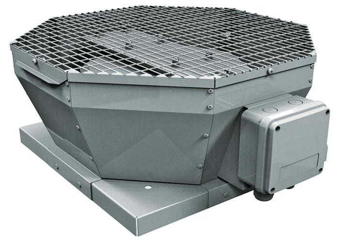 Крышный вентилятор Tower-V 355 4D