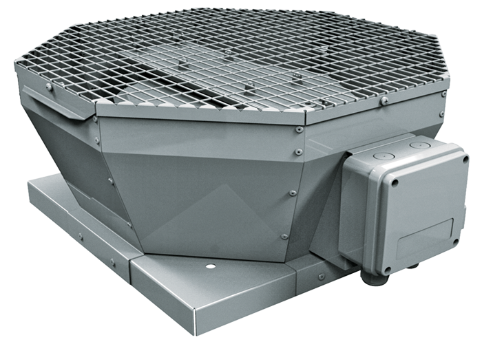 Крышный вентилятор Tower-V 450 6E