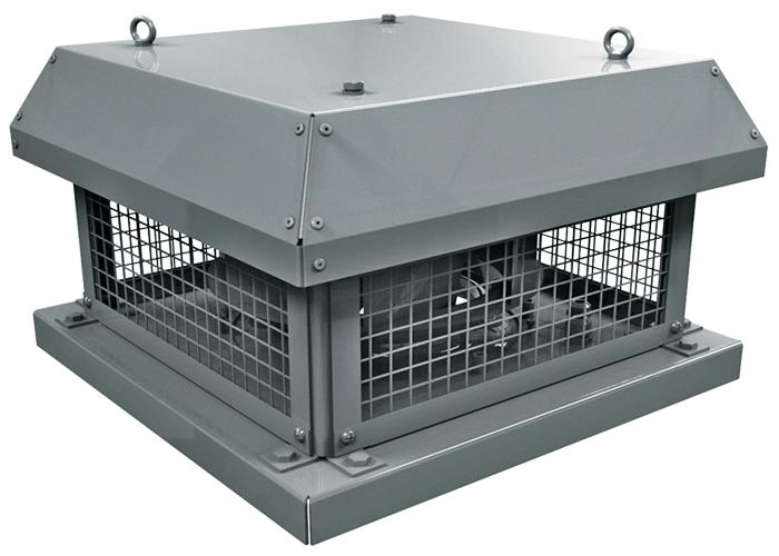Крышный вентилятор Tower-H 450 4E