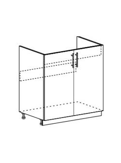 Шкаф для мойки Джулия ШНМ 800