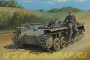 German Pz.Kpfw.1 Ausf. A ohne Aufbau