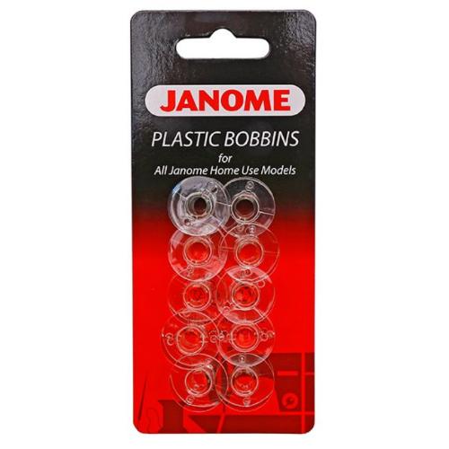 Шпульки пластиковые Janome (10 шт.)