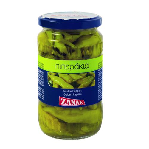 Перец острый зелёный Zanae