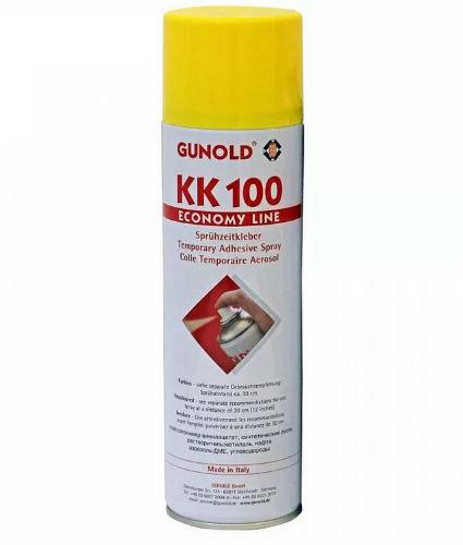 KK 100 Gunold. Клей-спрей временной фиксации. 500мл