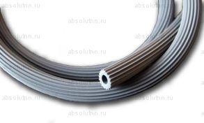 Шнур ПВХ серый для москитных сеток.