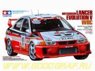 1/24 Lancer Evo.V WRC