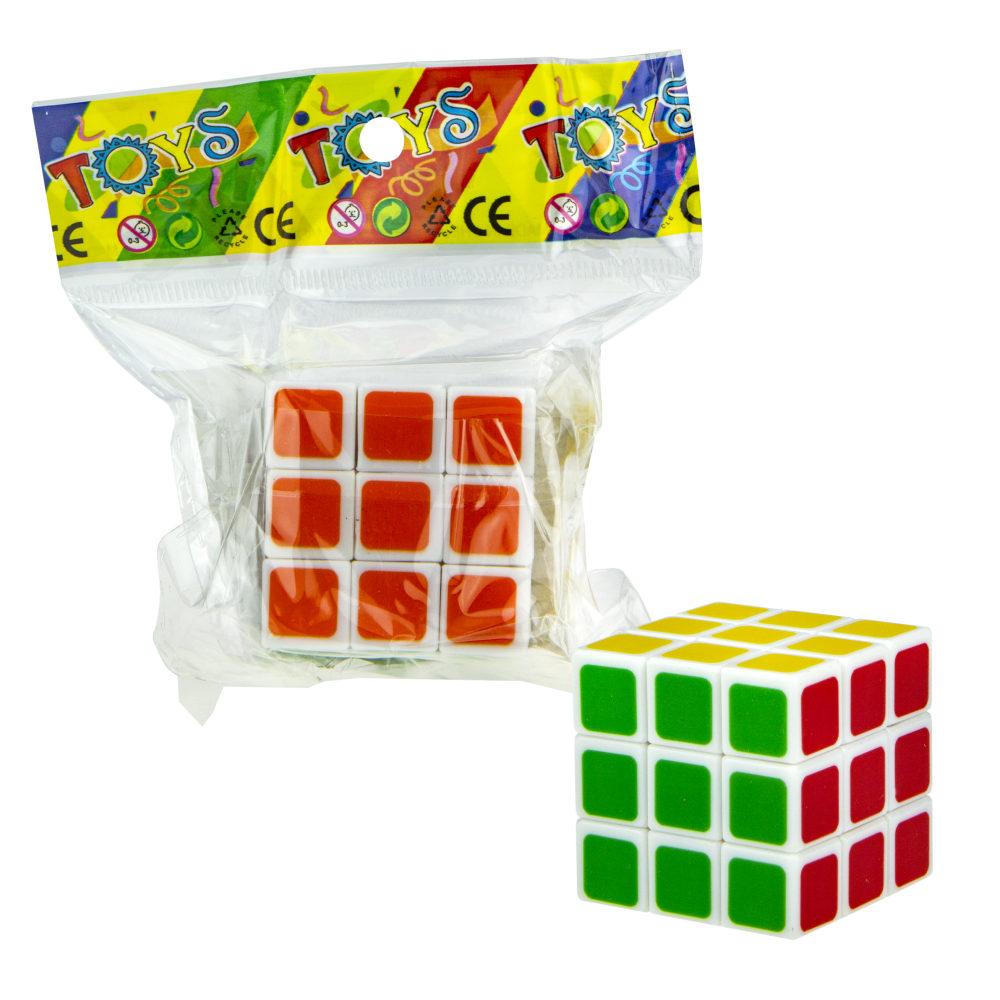 1toy игрушка-головоломка кубик, ОРР-пакет, 3.5 см