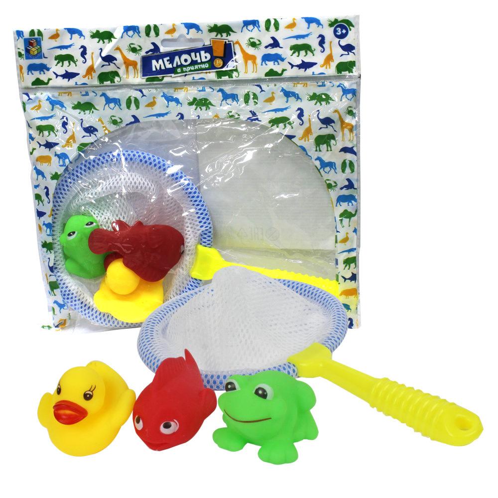 Игровой набор для ванной Мелочь а приятно