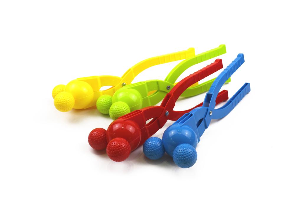 1toy игрушка для формирования снежков, фигурн., 37*12*7см, цв. в асс-те