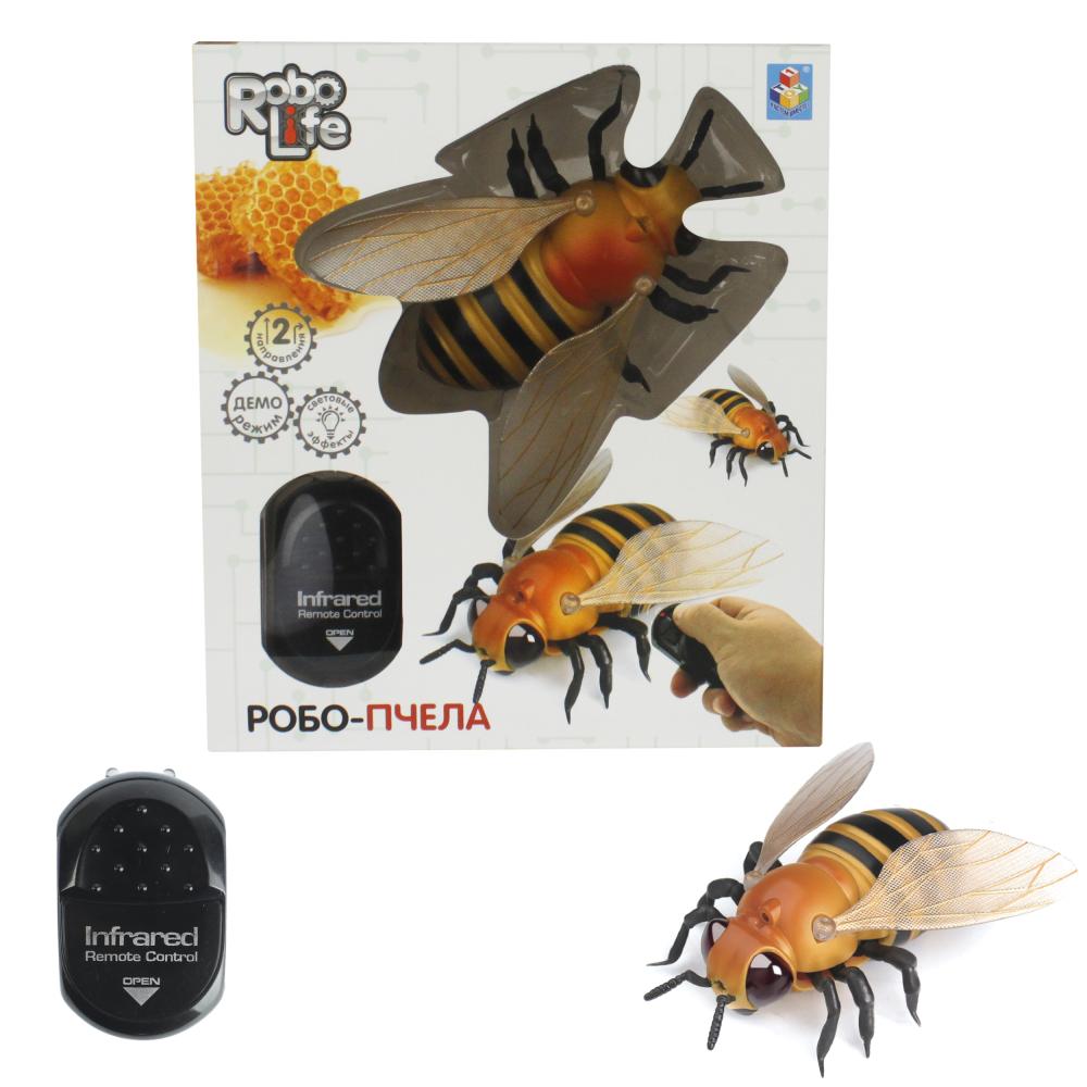 1 toy Игрушка Робо-пчела на ИК управлении