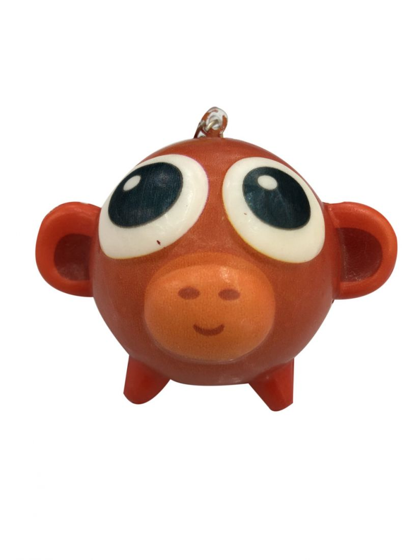1toy игрушка-антистресс мммняшка squishy (сквиши), шарики-звери, свинья
