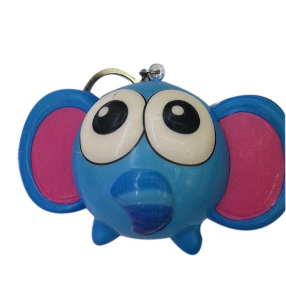 1toy игрушка-антистресс мммняшка squishy (сквиши), шарики-звери, слон