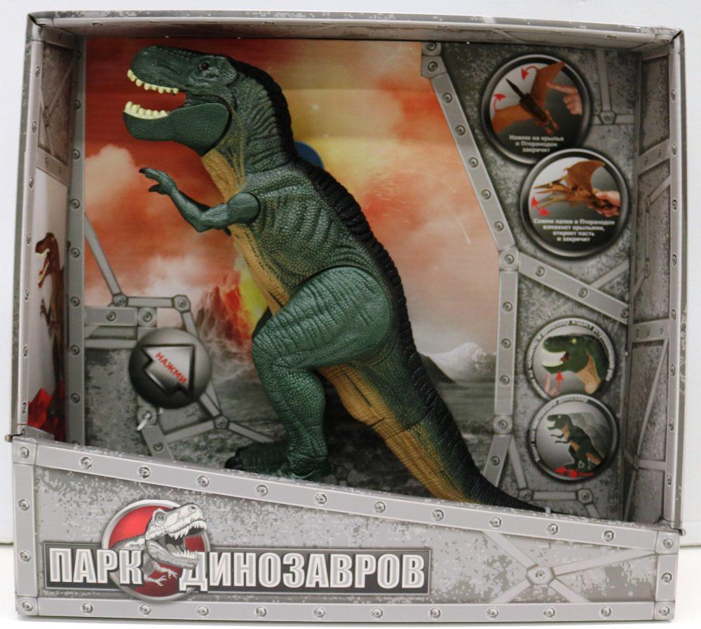 Robo Life Тираннозавр Рекс