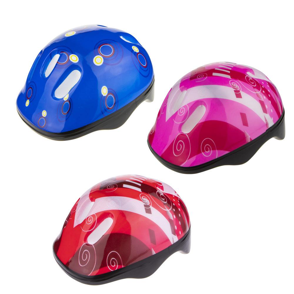 Шлем детский защитный 3 цвета