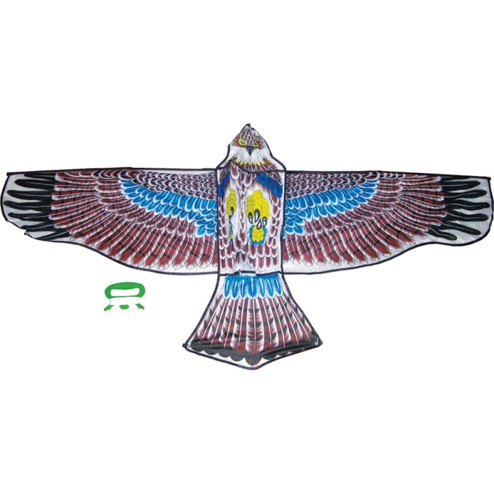 Тилибом Воздушный змей Орел бол. катушка (леер 50м) 160х80см