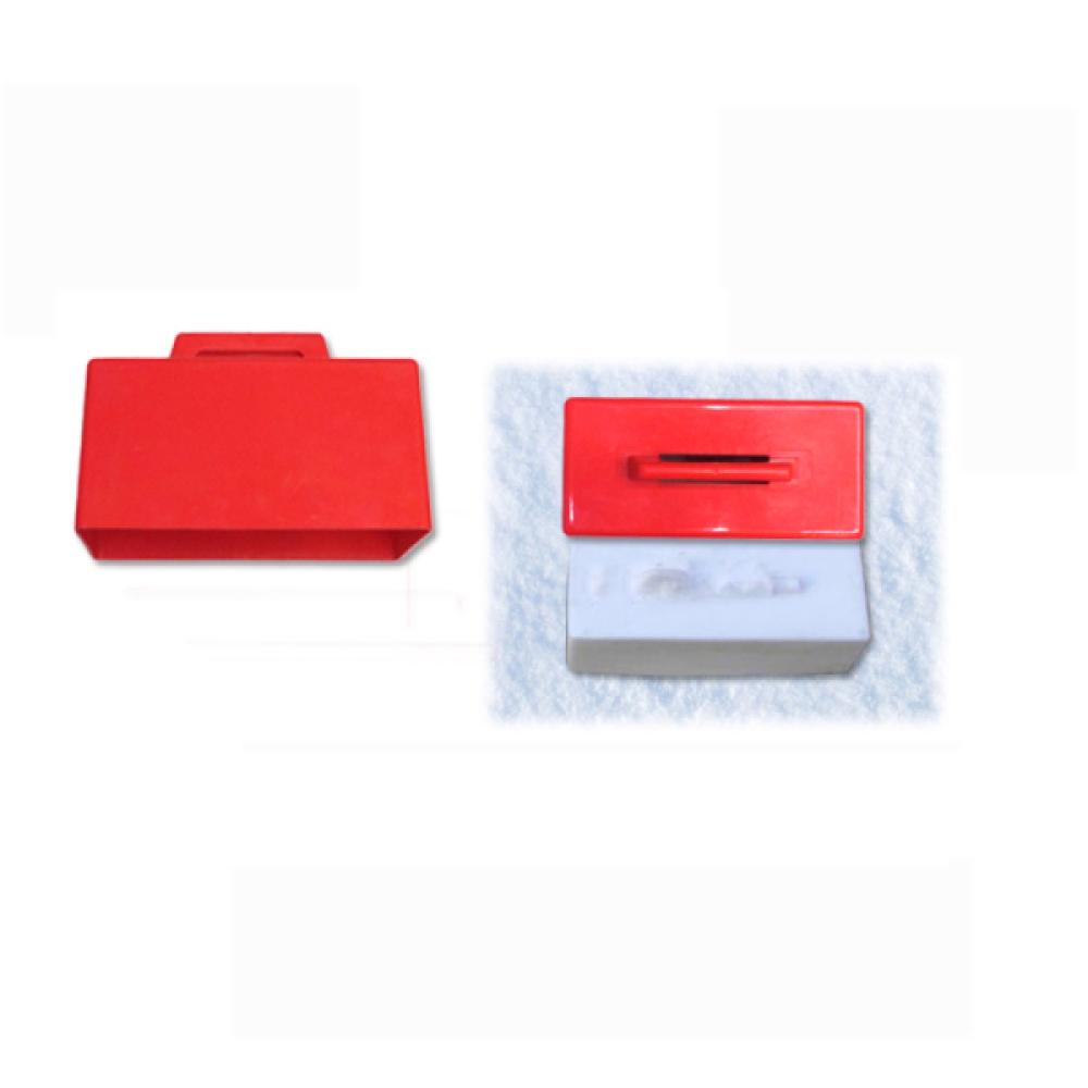 Тилибом, игрушка для формирования кирпичей из снега, 26*12,5*12,5см