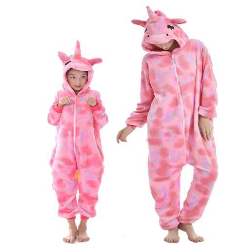 "Кигуруми для детей 6-9 лет ""Unicorn"""