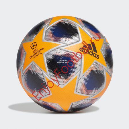 Футбольный мяч Лиги Чемпионов 2020 Adidas UCL FINALE 20 PRO WINTER FS0262