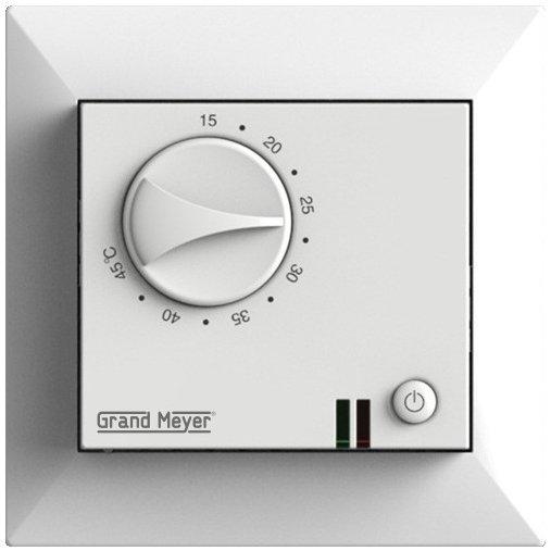 Терморегулятор Grand Meyer GM-109 для теплого пола