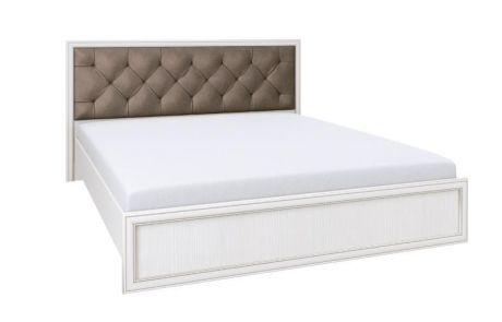 Кровать двуспальная 06.121 - 01 Габриэлла (1400) с подъемным мех.