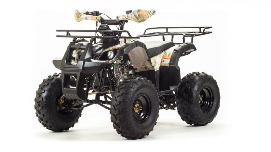 Детский квадроцикл бензиновый Motoland Fox 125 cc
