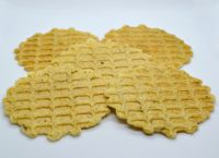 Вафли  солёные с травами Dobra «Грецкие»,25 грамм