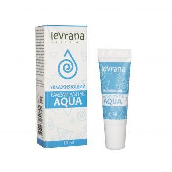 """Бальзам для губ """"Aqua"""", увлажняющий 10 мл"""
