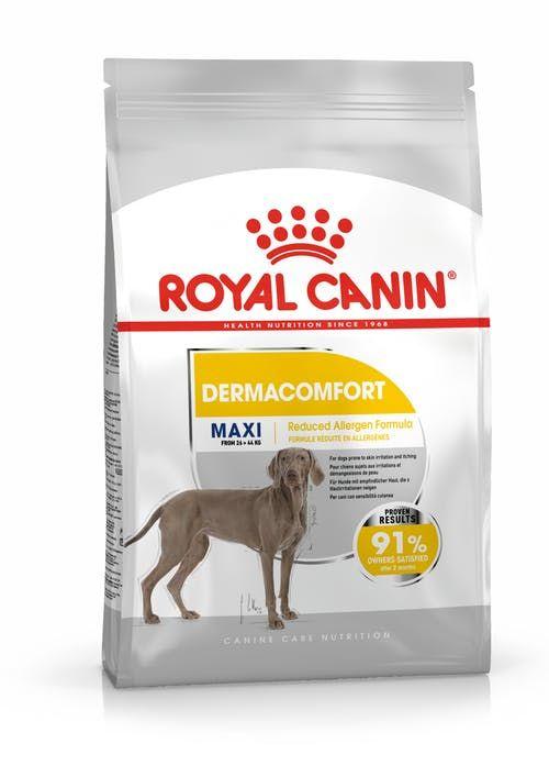 Royal Canin для крупных собак - идеальная кожа и шерсть (Maxi Derma Comfort)
