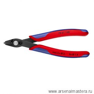 Кусачки для электроники прецизионные Electronic Super Knips XL KNIPEX 78 61 140