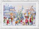 фото Набор для вышивания ЧУДЕСНАЯ ИГЛА Накануне Рождества (100-250)