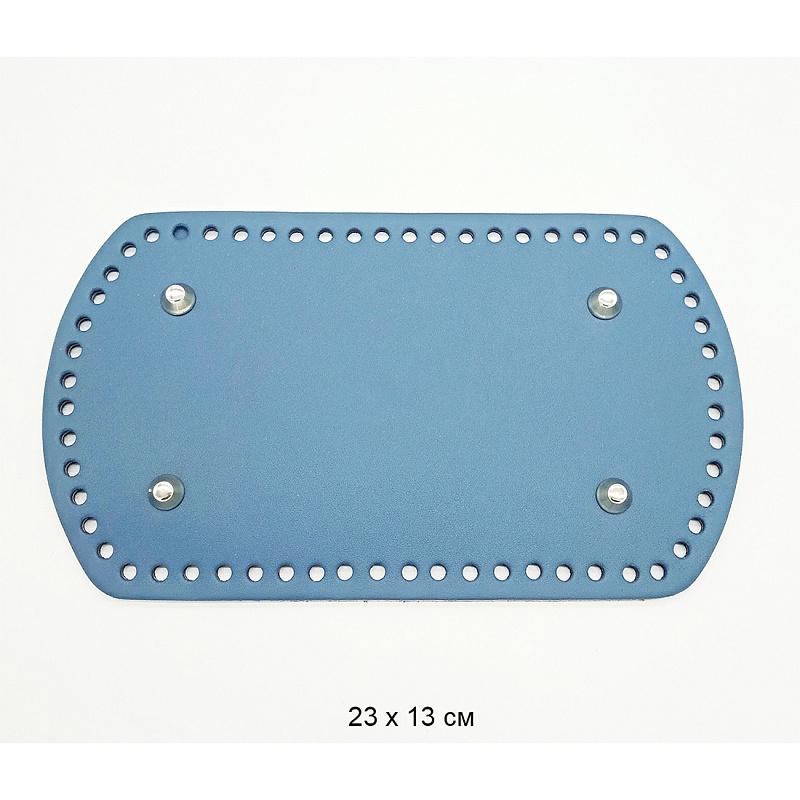 Дно для рюкзака 23х13 см натуральная кожа (БР)