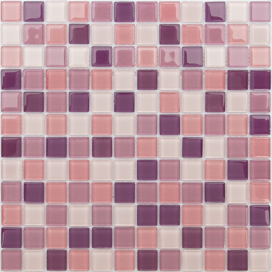 Мозаика LeeDo - Caramelle: Lavander 23x23x4 мм