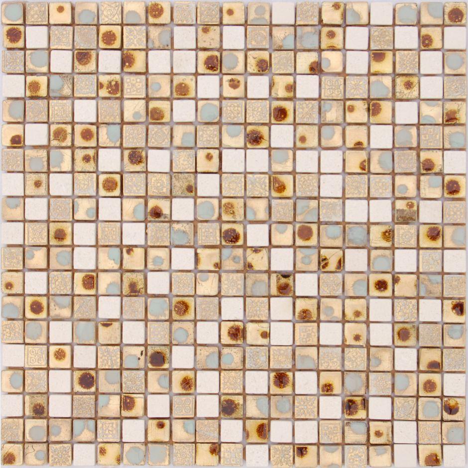 Мозаика LeeDo - Caramelle: Antichita Classica 10 15x15x8 мм