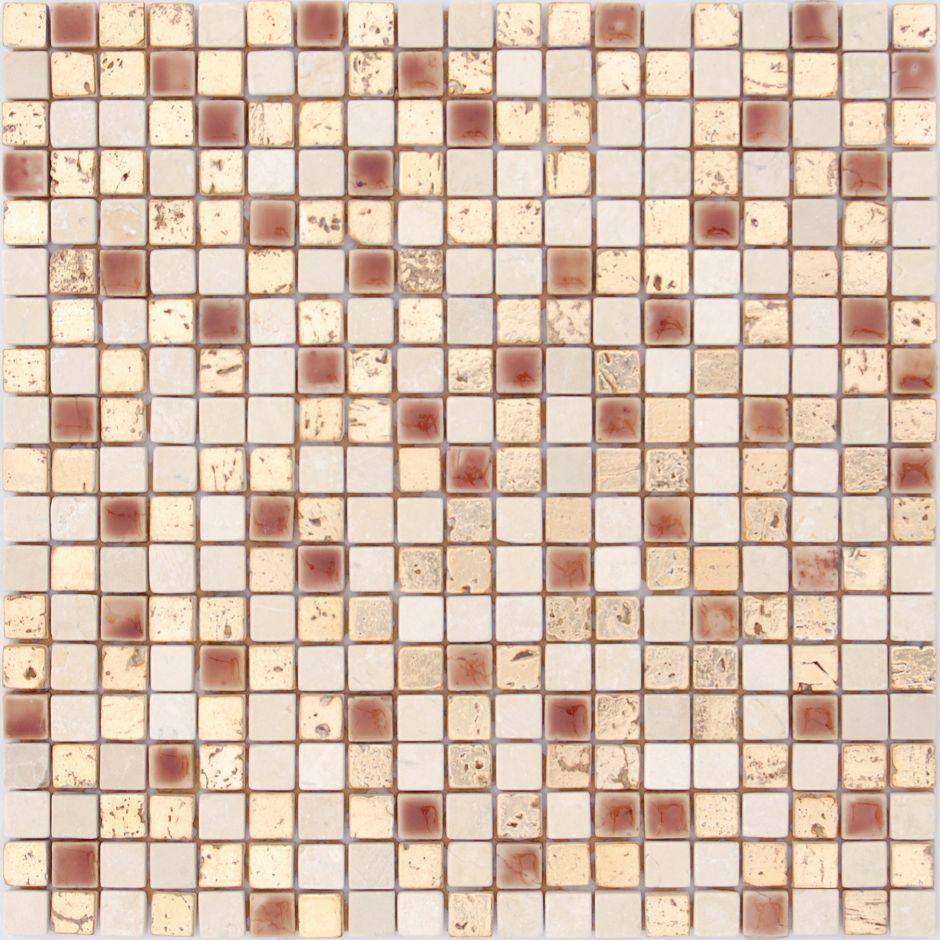Мозаика LeeDo - Caramelle: Antichita Classica 12 15x15x8 мм