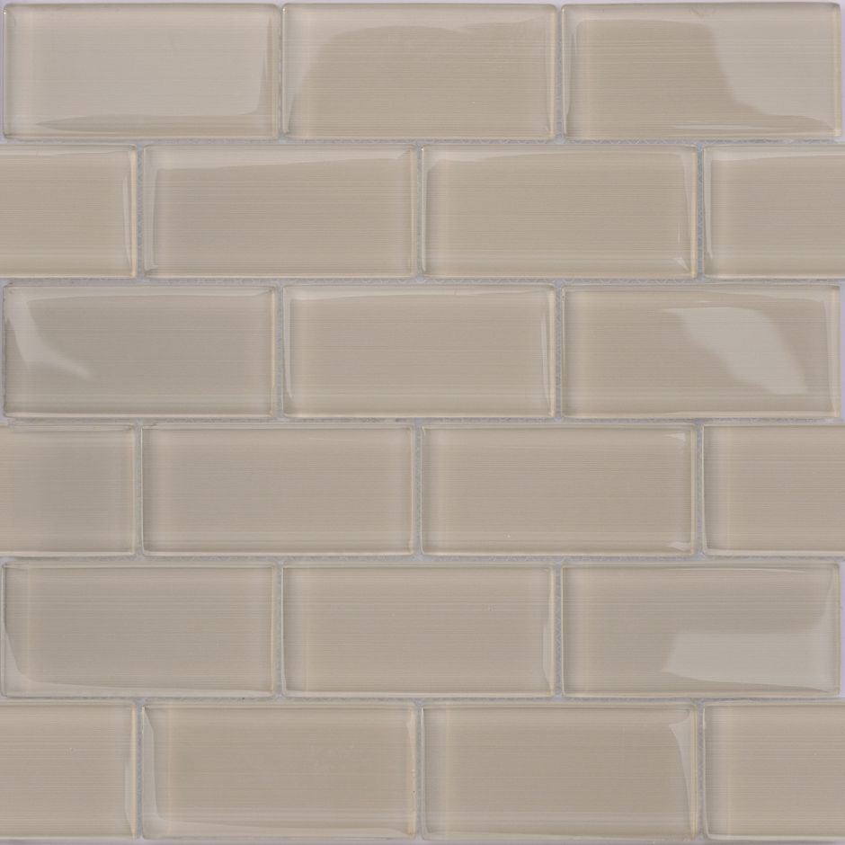 Мозаика LeeDo - Caramelle: Mattoni Beige 50х100х8 мм