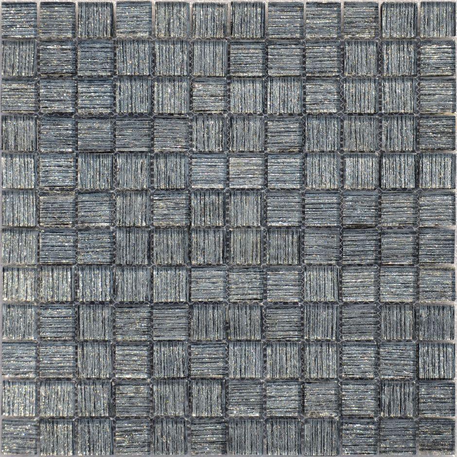 Мозаика LeeDo: Carbon 23x23x4 мм