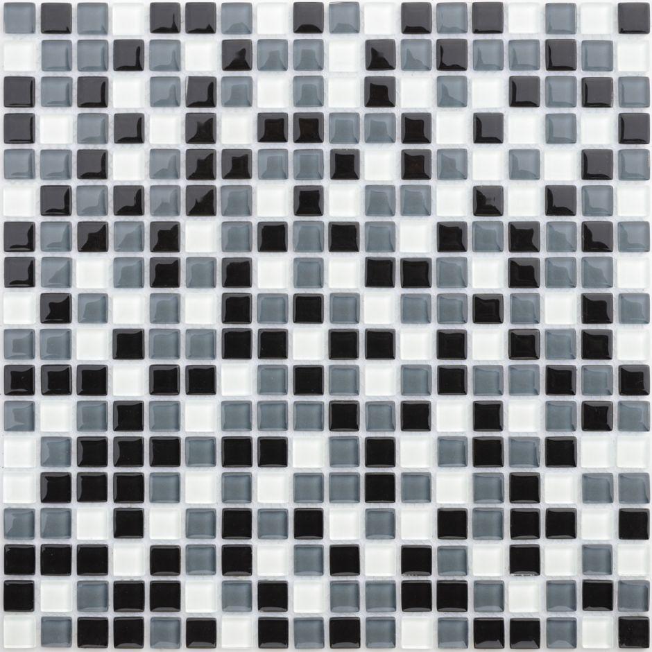 Мозаика LeeDo - Caramelle: Naturelle - Baikal 15x15x4 мм