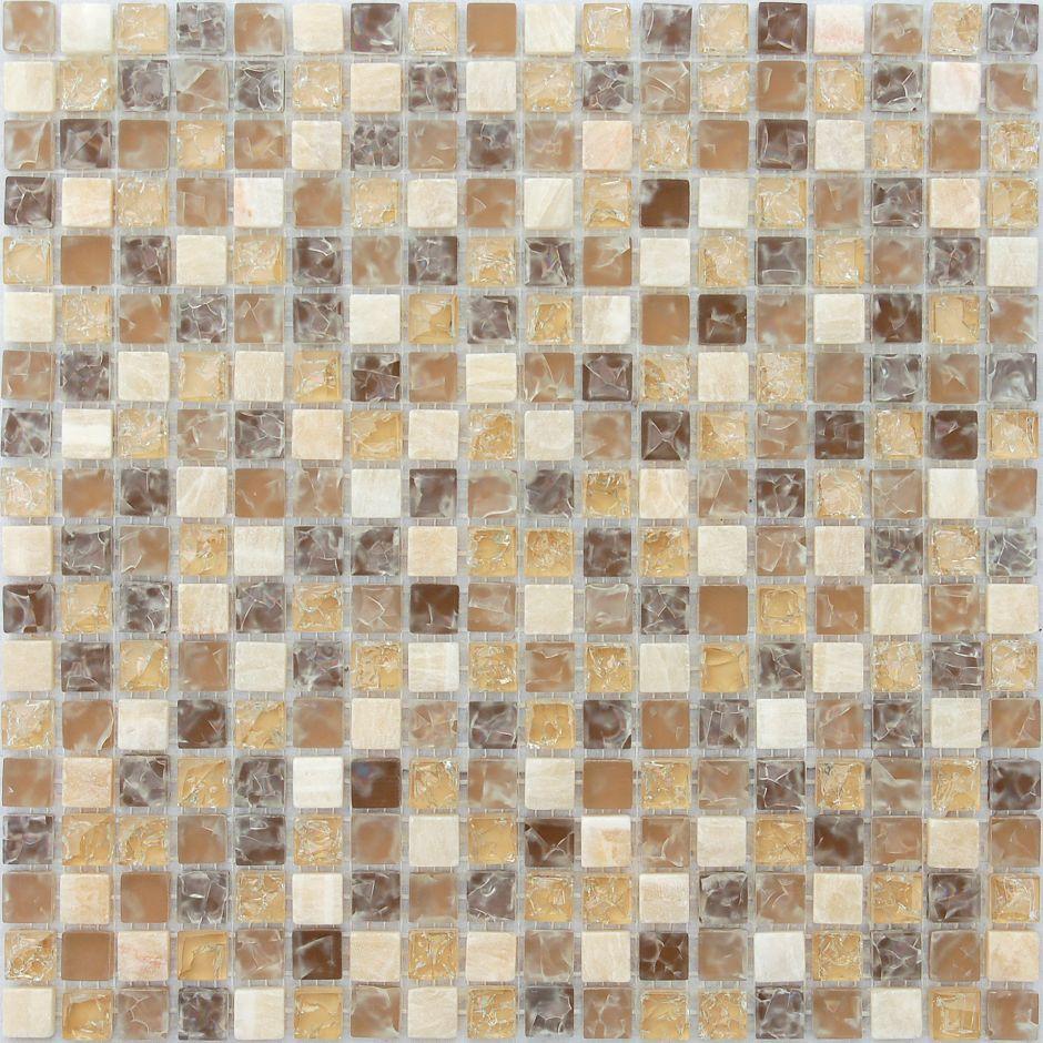 Мозаика LeeDo - Caramelle: Naturelle - Amazonas 15x15x8 мм