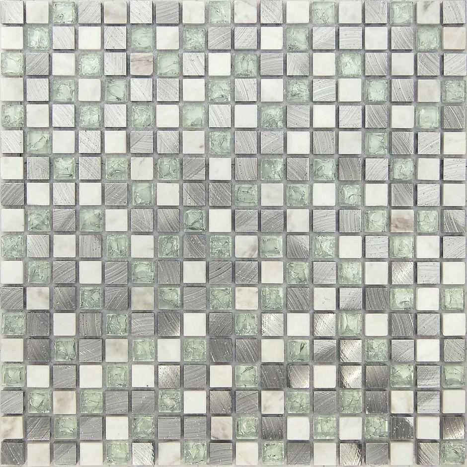 Мозаика LeeDo - Caramelle: Naturelle - Everest NEW 15x15x8 мм