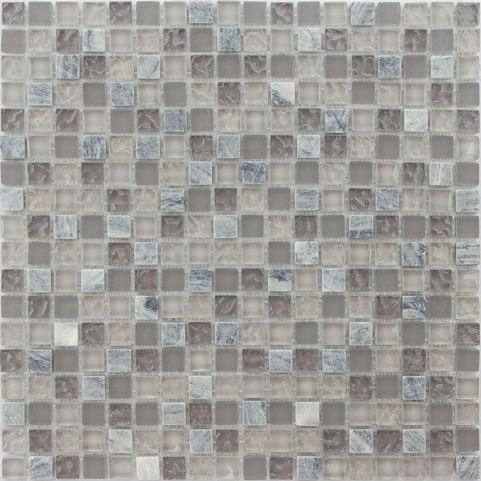 Мозаика LeeDo - Caramelle: Naturelle - Sitka 15x15x8 мм