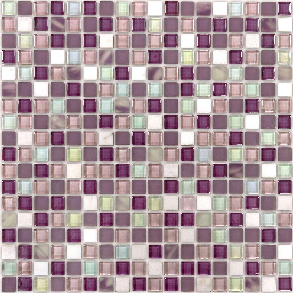 Мозаика LeeDo - Caramelle: Naturelle - Taormina 15x15x8 мм