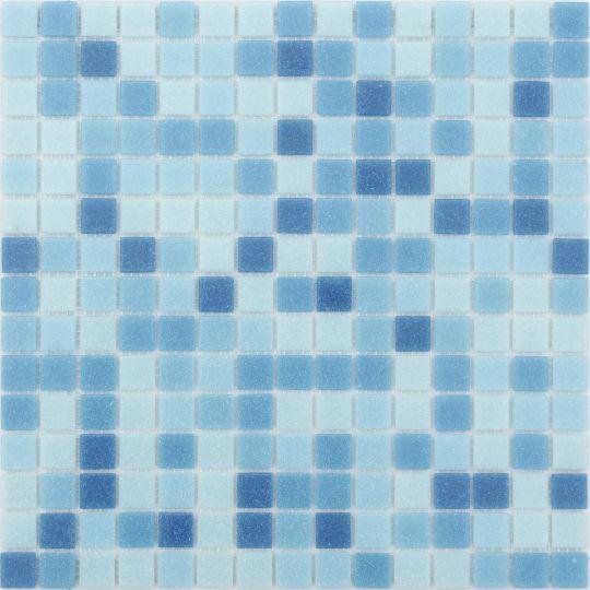 Мозаика LeeDo - Caramelle: Sabbia - Laguna 20x20x4 мм - на бумажной основе