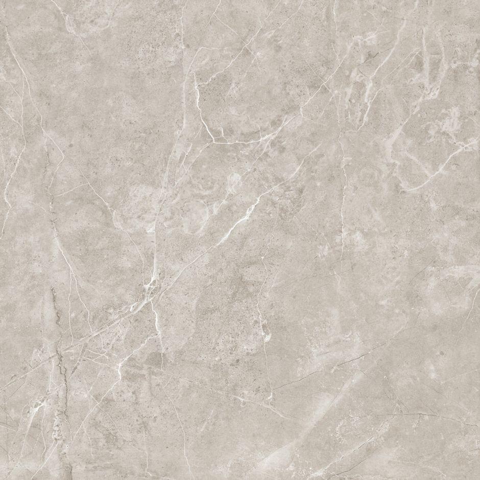Керамогранит LeeDo: Nuvola grigio POL 60x60 см, полированный